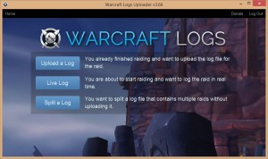 warcraftlogs-app-select-page