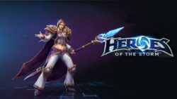 Джайна во вселенной Heroes of the Storm