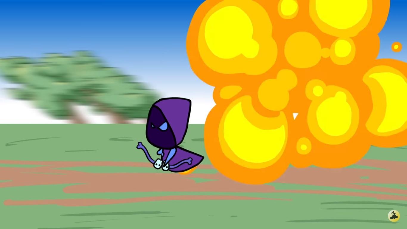 HeroStorm от Carbot Animation — Banshee Queen (ep.14)
