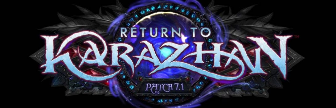 Обновление 7.1 для World of Warcraft
